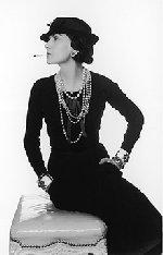 Portret Coco Chanel