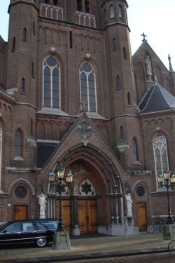 Heikese kerk, 8 december 2008