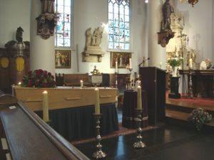 Marja - Heikese kerk, 8 december 2008