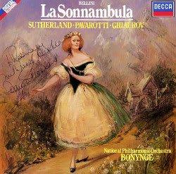 cd-hoes La sonnambula, met Joan Sutherland